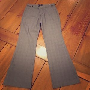 Gap straight flare dress pants